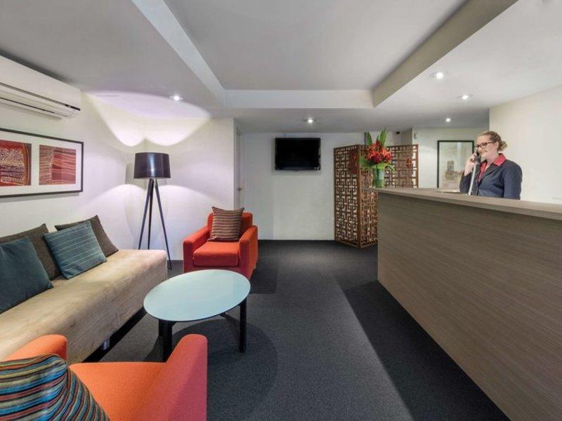 Medina Serviced Apartments Canberra Lounge/Empfang