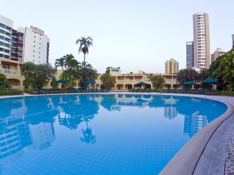 El Panama by Faranda Pool
