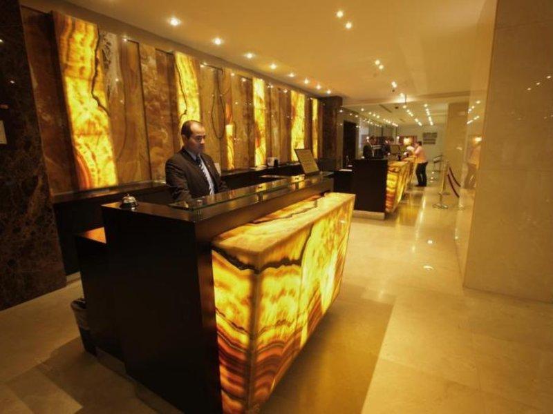 El Panama by Faranda Lounge/Empfang