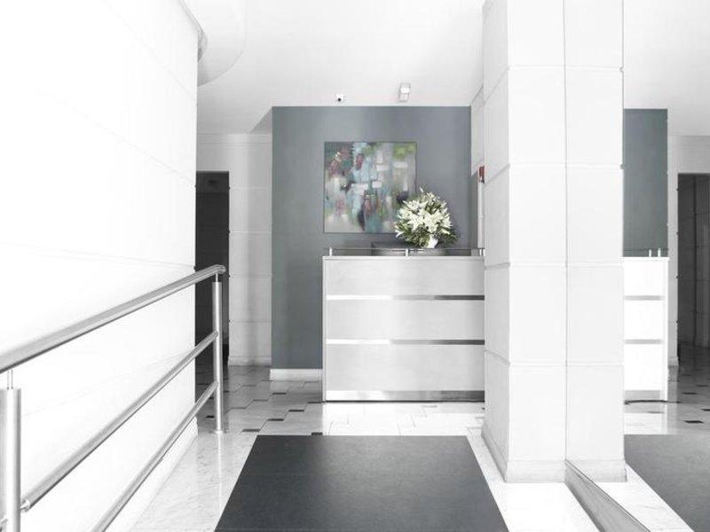 Cyan Recoleta Suites Wohnbeispiel