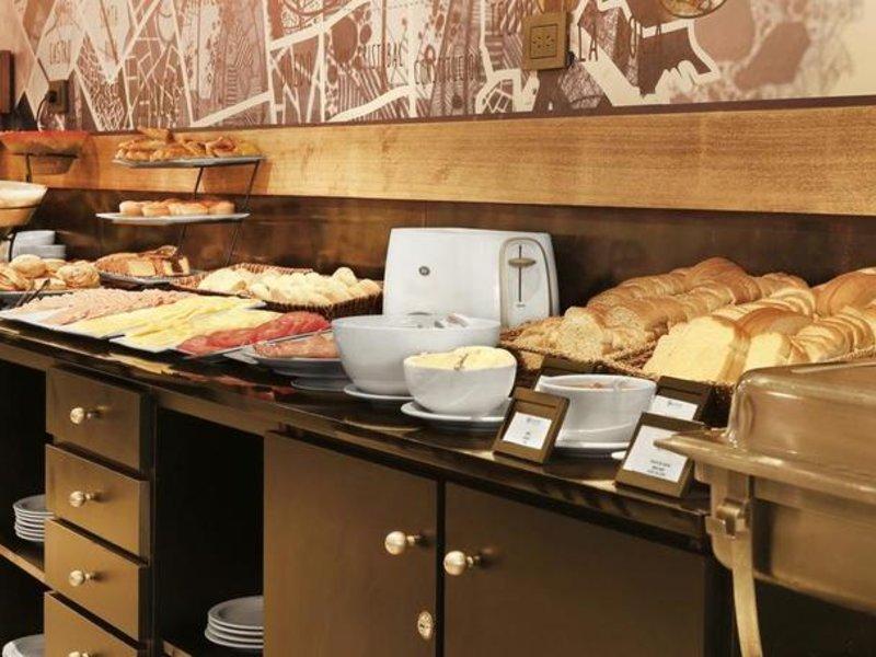 Cyan Recoleta Suites Restaurant
