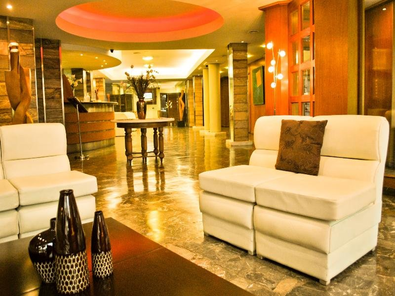 Hotel Mayoral Lounge/Empfang