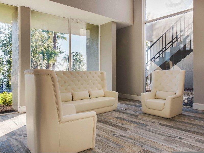 Palazzo Lakeside Hotel Kissimmee Lounge/Empfang