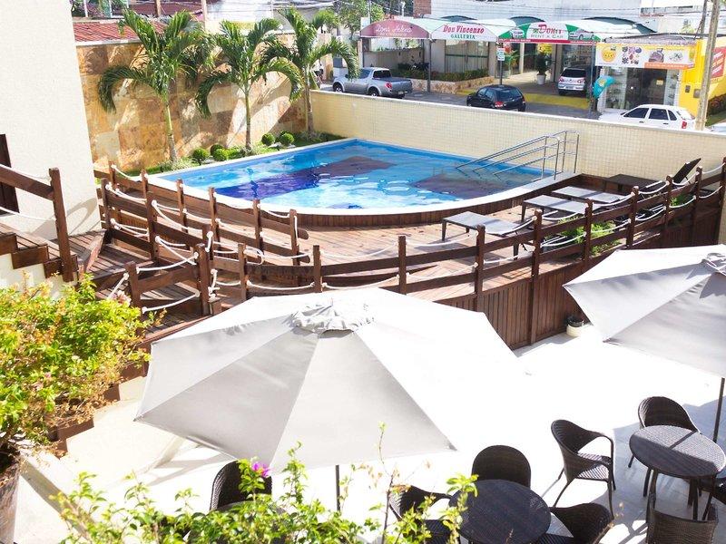 Best Western Premier Majestic Ponta Negra Beach Pool