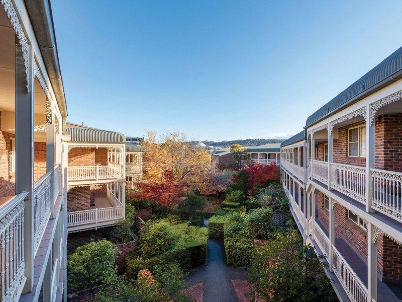 Medina Serviced Apartments Canberra Außenaufnahme