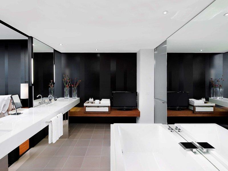 Crown Metropol Melbourne Badezimmer