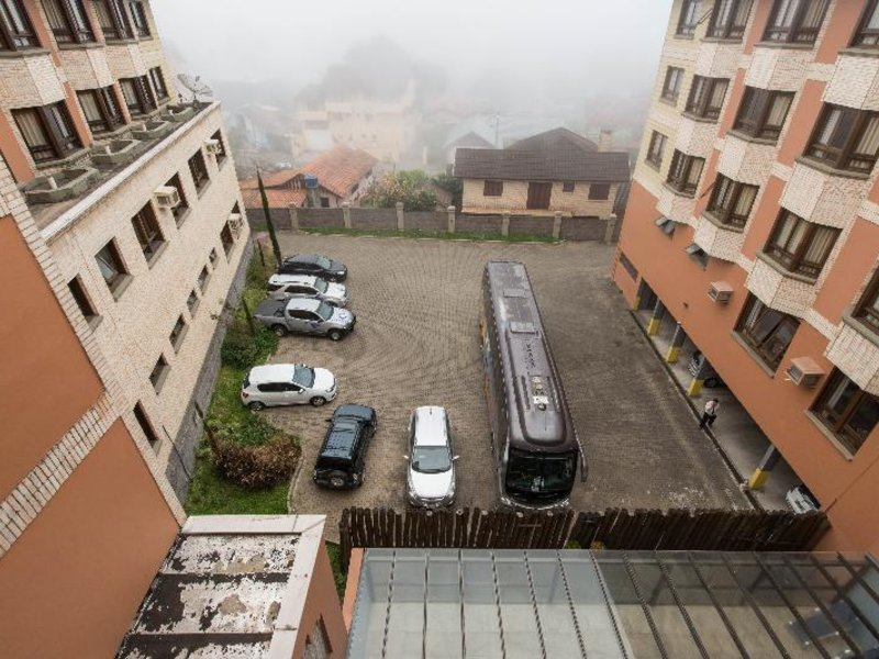 Hotel Serra Nevada Außenaufnahme