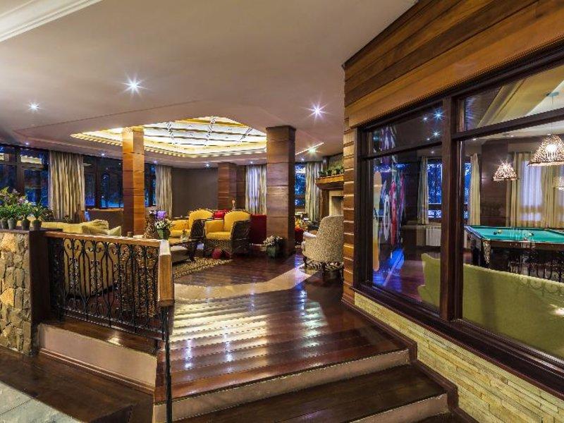 Hotel Serra Nevada Lounge/Empfang