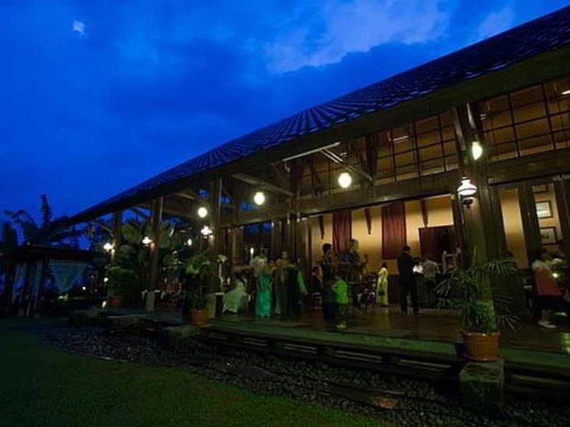 The Green Forest Resort Außenaufnahme