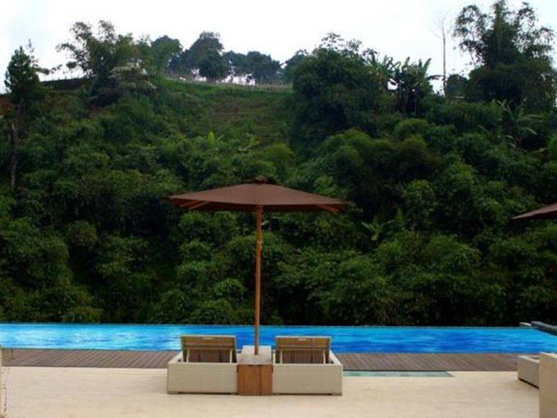 The Green Forest Resort Sport und Freizeit