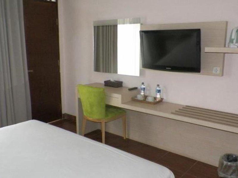 The Green Forest Resort Badezimmer