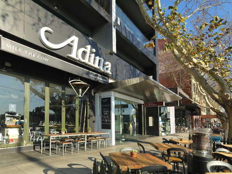 Adina Apartment St. Kilda Außenaufnahme