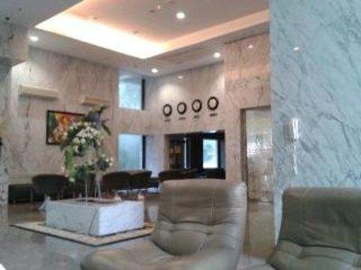 Goldfinch Hotel Mumbai Lounge/Empfang
