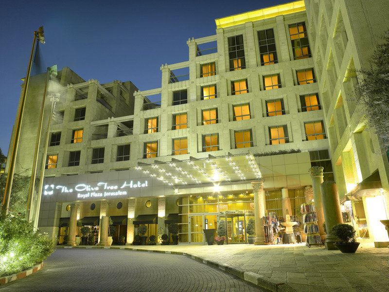 The Olive Tree Royal Plaza Außenaufnahme