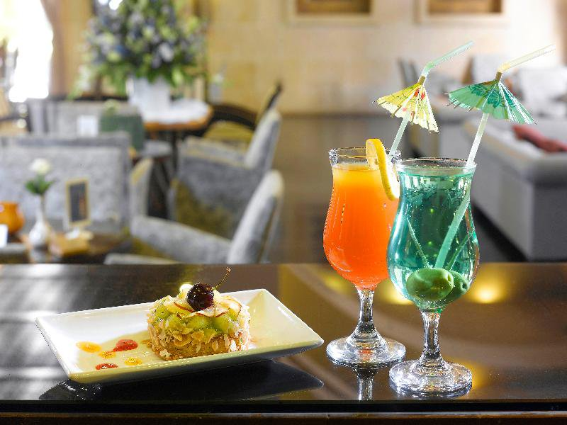 The Olive Tree Royal Plaza Lounge/Empfang