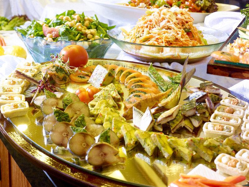 The Olive Tree Royal Plaza Restaurant