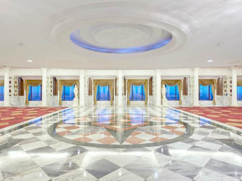 Garden Palace Lounge/Empfang