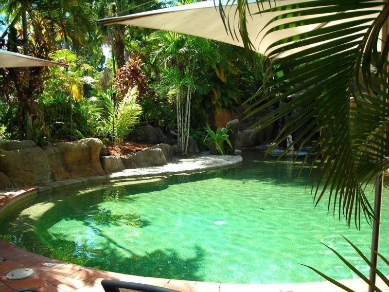 Club Tropical Resort Port Douglas Pool