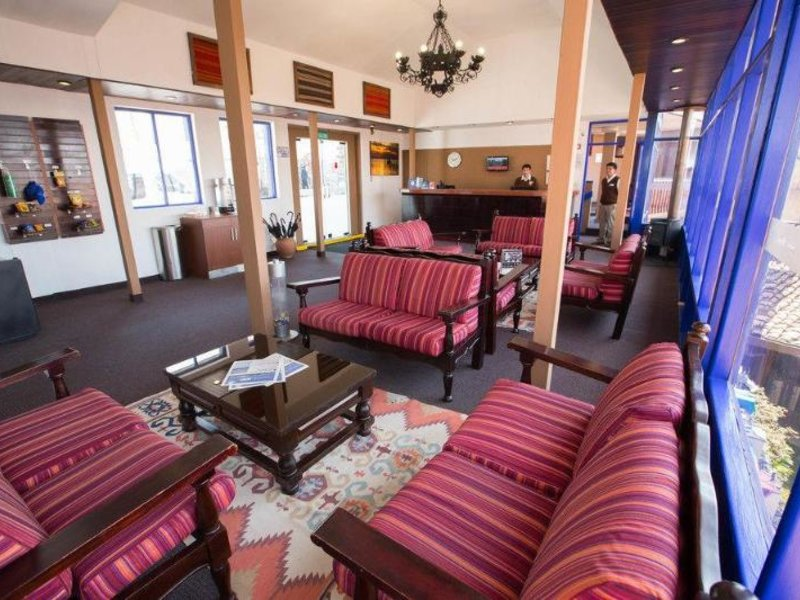 Casa Andina Classic - Cusco San Blas Lounge/Empfang