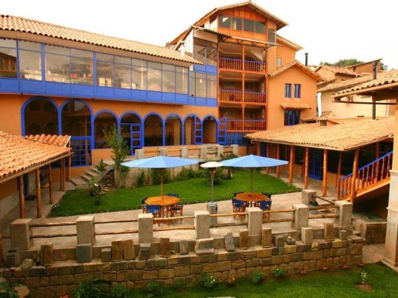 Casa Andina Classic - Cusco San Blas Außenaufnahme