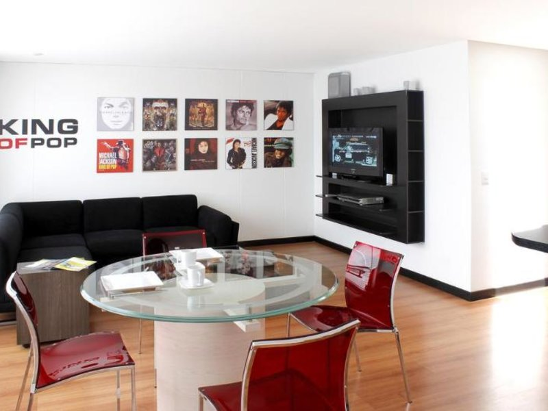 Celebrities Suites Lounge/Empfang