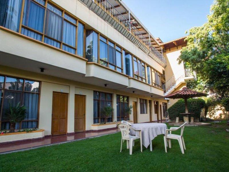 Apart Hotel Anteus Restaurant