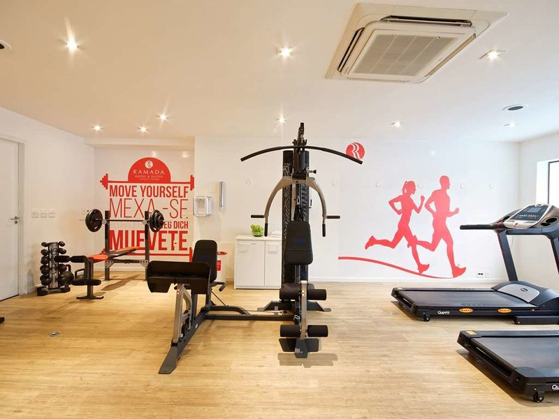 Ramada Suites Sao Paulo Itaim Bibi Newciti Sport und Freizeit