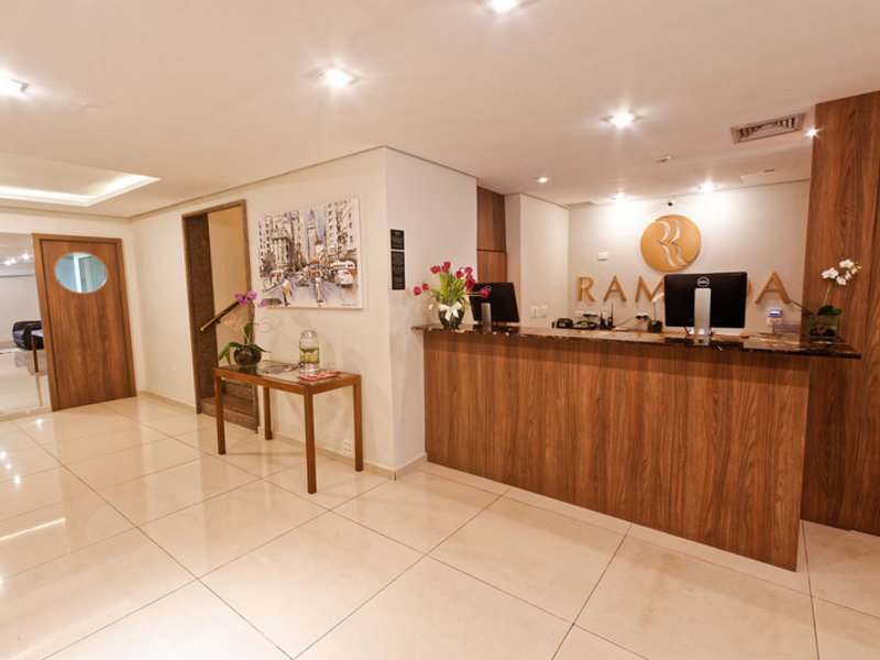 Ramada Suites Sao Paulo Itaim Bibi Newciti Bar