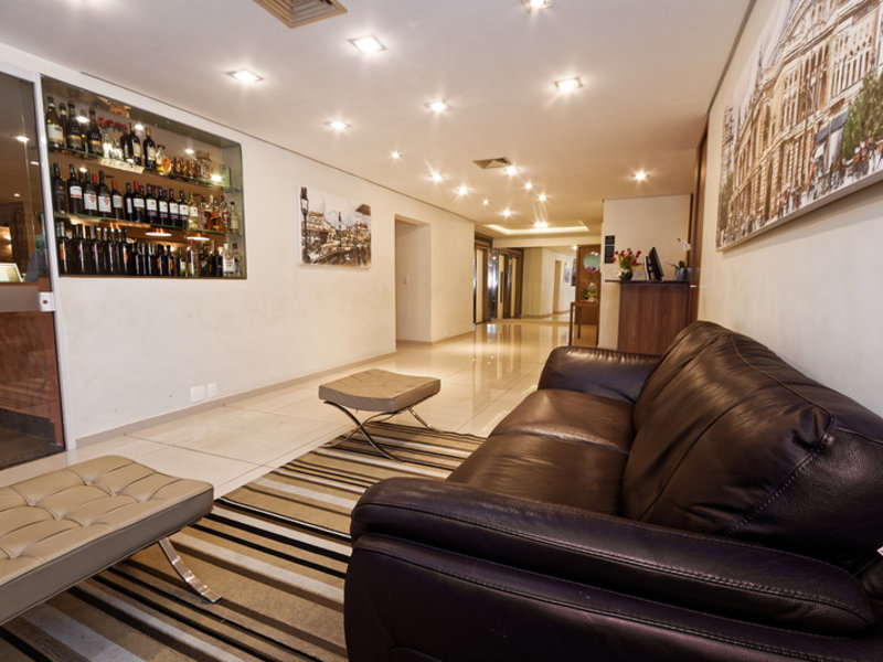 Ramada Suites Sao Paulo Itaim Bibi Newciti Lounge/Empfang