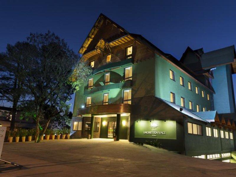 Hotel Laghetto Vivace Viale Außenaufnahme