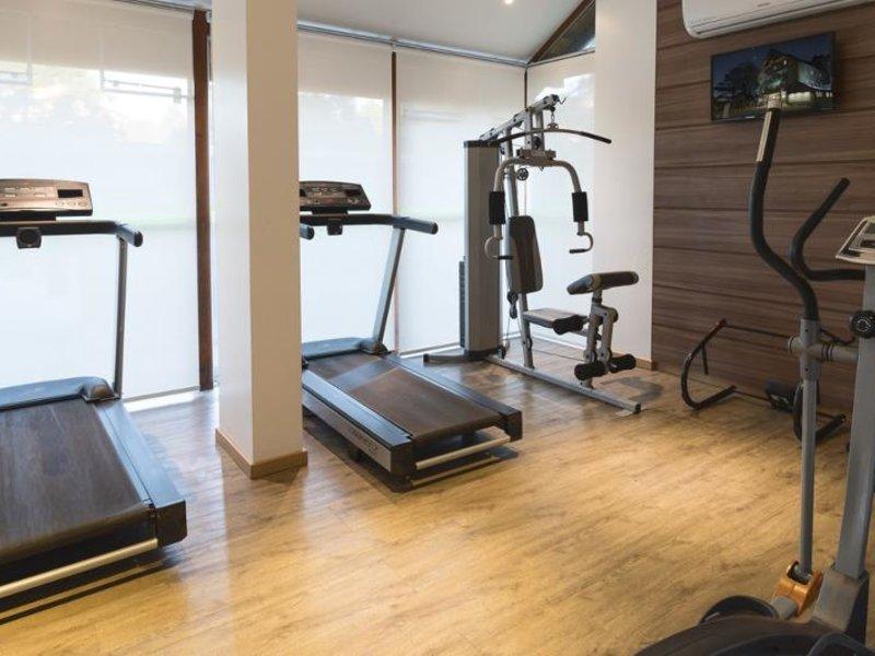 Hotel Laghetto Vivace Viale Sport und Freizeit