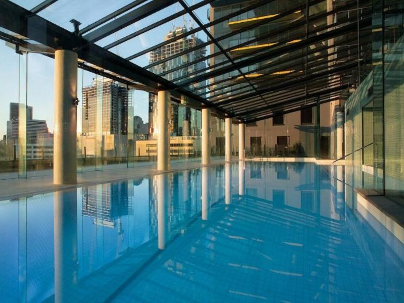 Melbourne Short Stay Apartment at SouthbankOne Hallenbad