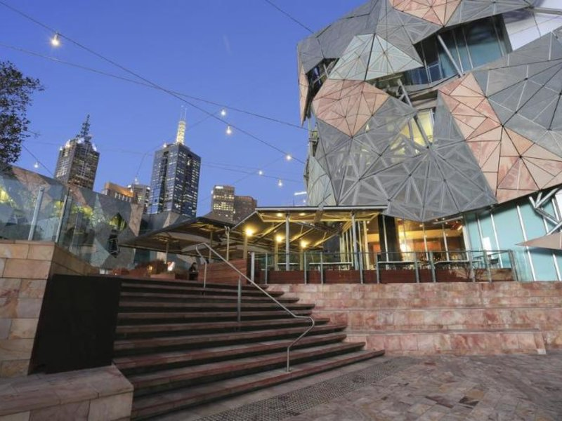 Melbourne Short Stay Apartment at SouthbankOne Terrasse