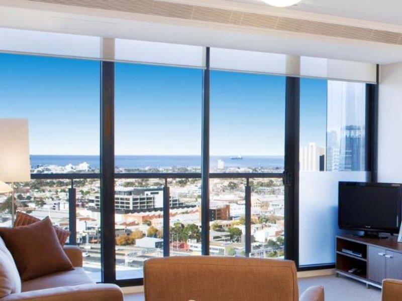 Melbourne Short Stay Apartment at SouthbankOne Wohnbeispiel