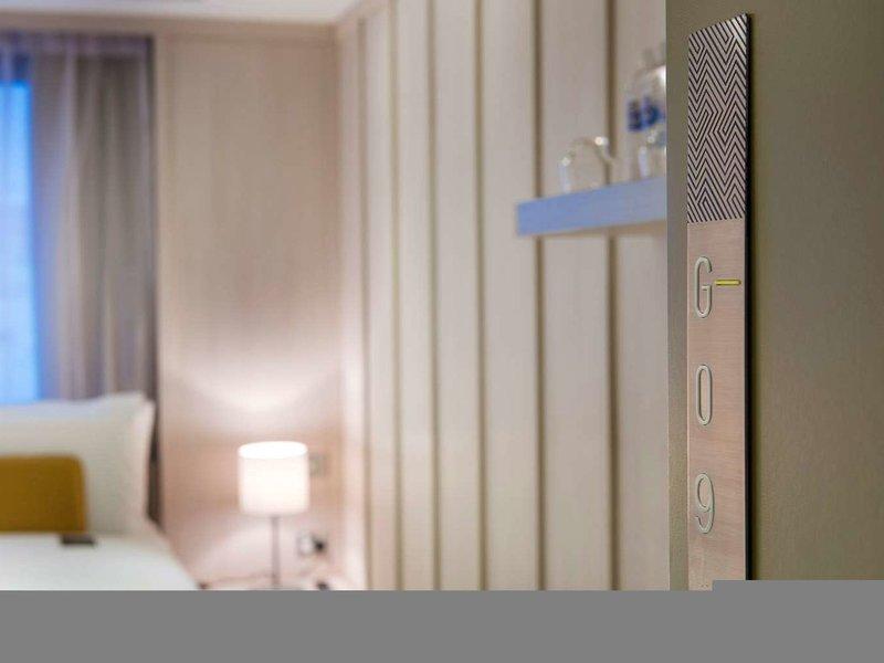 Hougoumont Hotel Wohnbeispiel
