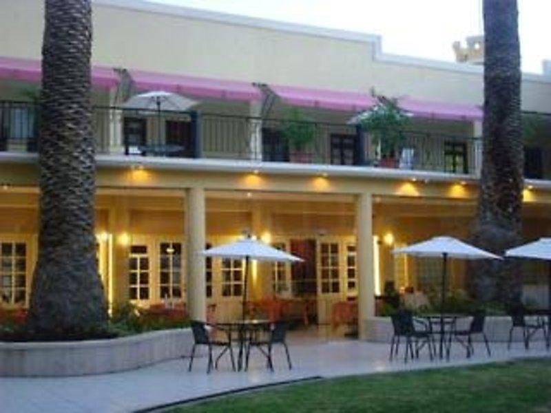 Gran Hotel Cochabamba Außenaufnahme