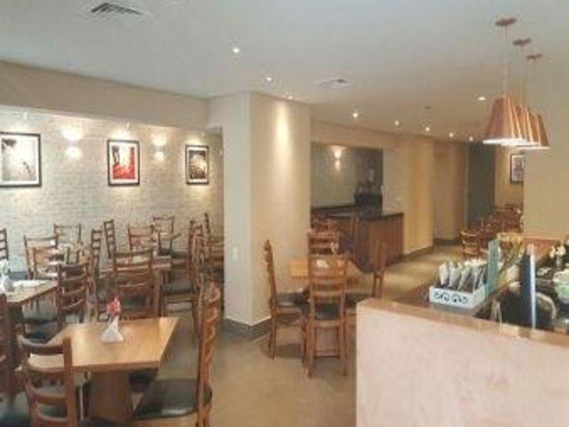 Ramada Suites Sao Paulo Itaim Bibi Newciti Restaurant