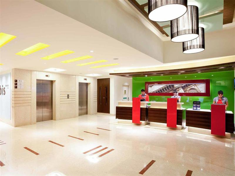 ibis Mumbai Airport Konferenzraum