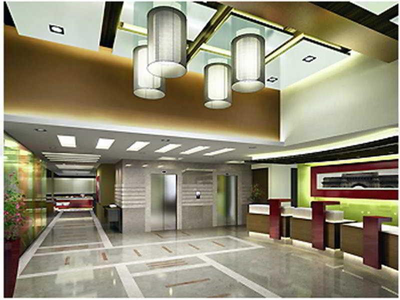 ibis Mumbai Airport Lounge/Empfang