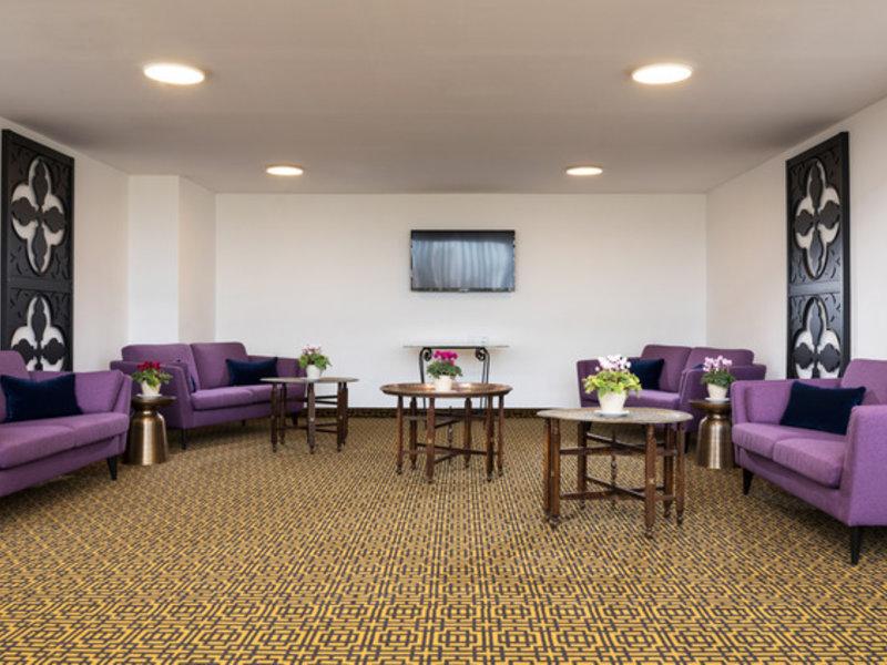 Hotel 7 Arches Jerusalem Lounge/Empfang