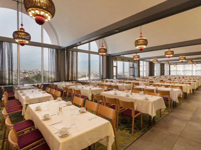Hotel 7 Arches Jerusalem Restaurant
