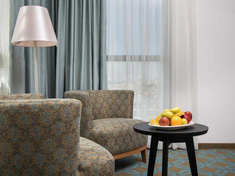 Hotel 7 Arches Jerusalem Wohnbeispiel