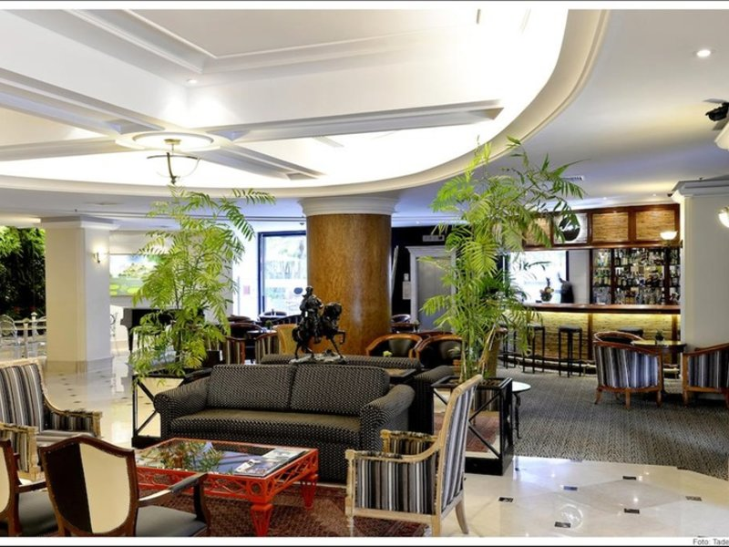 Mercure Grand Hotel Parque Ibirapuera Bar