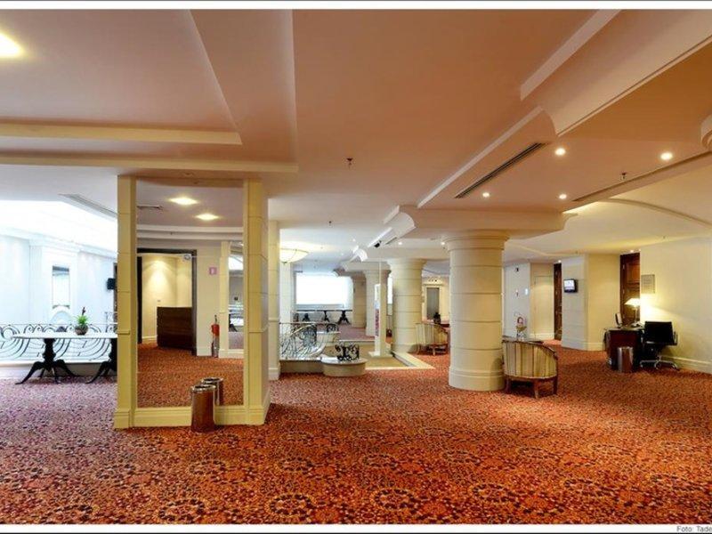 Mercure Grand Hotel Parque Ibirapuera Lounge/Empfang