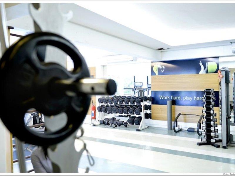 Mercure Grand Hotel Parque Ibirapuera Sport und Freizeit