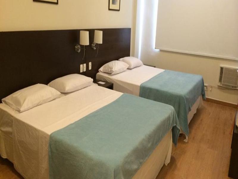 EcoSuites Hotel Manaus Wohnbeispiel
