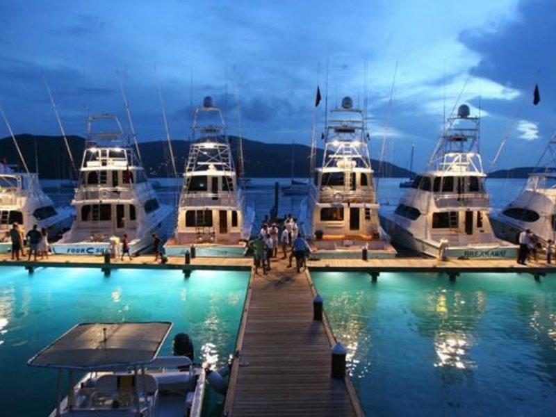 Bitter End Yacht Club Pool