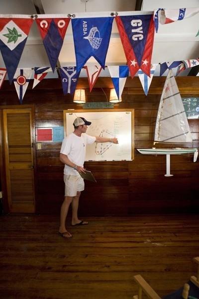 Bitter End Yacht Club Personen