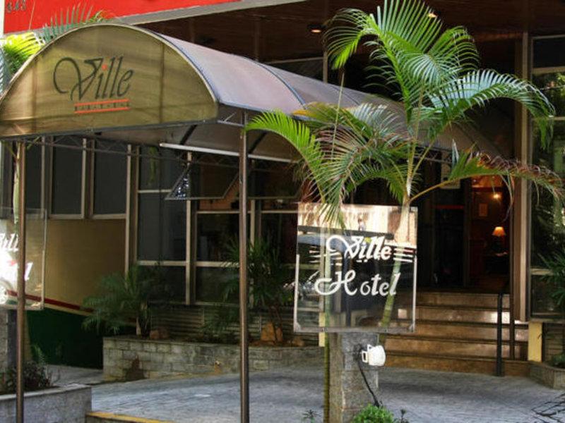Ville Hotel Außenaufnahme