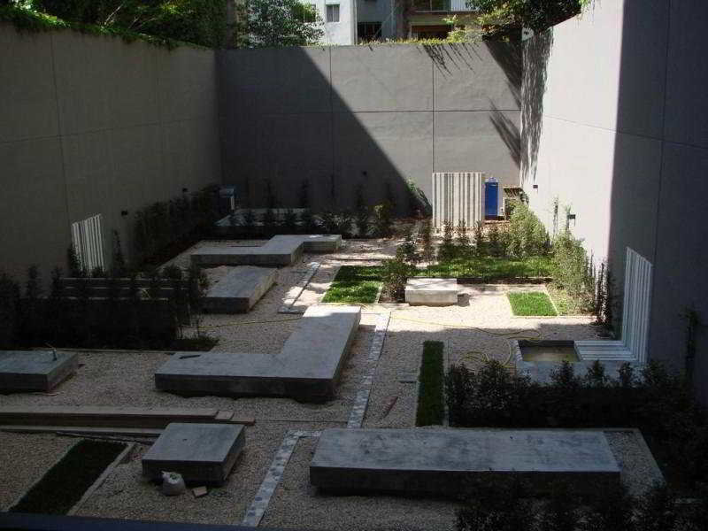 IQ Callao by Temporary Apartments Terrasse